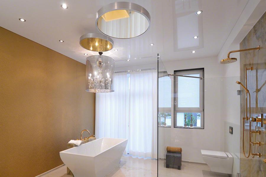 Badezimmer → Sealdex Spanndecken