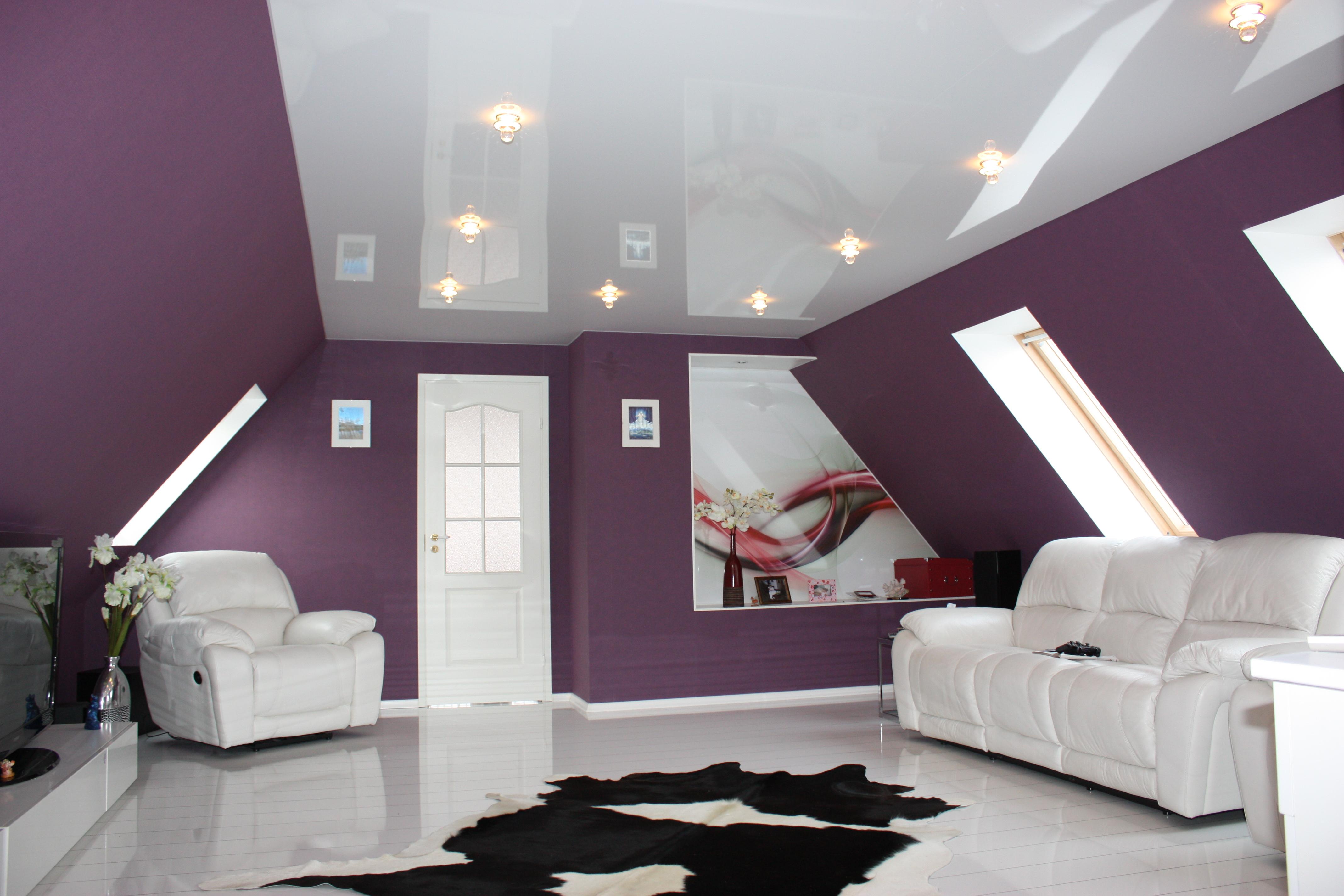 wohnzimmer sealdex spanndecken. Black Bedroom Furniture Sets. Home Design Ideas